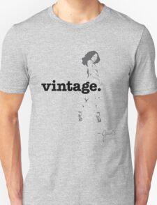 vintage. T-Shirt