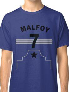 Draco Malfoy - Slytherin Quidditch Team Classic T-Shirt
