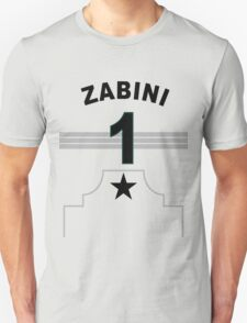 Blaise Zabini - Slytherin Quidditch Team T-Shirt