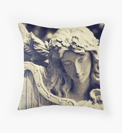 and she wept for them all Throw Pillow