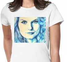 Emma Swan Womens Fitted T-Shirt
