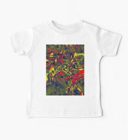 0399 Abstract Thought Baby Tee