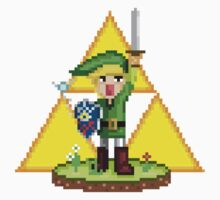 Zelda - Boy from the Forest by Andrew Seabrook
