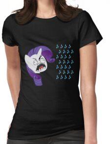 Rarity FU Womens Fitted T-Shirt