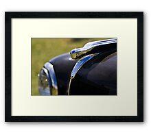 Car Detail Framed Print