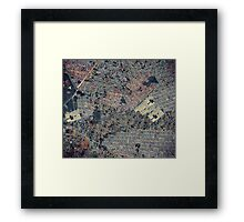 Atlas 6 Framed Print