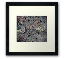 Atlas 6 Framed Print