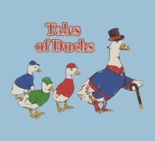 Tales of Ducks  by MeleeNinja