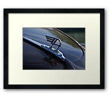 Austin Framed Print