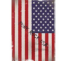 Punk Rock USA Photographic Print
