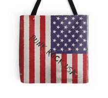 Punk Rock USA Tote Bag