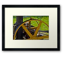 Steam Machine Framed Print