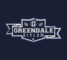 Greendale Asylum by johnbjwilson