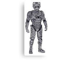 New Cyberman. Canvas Print