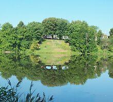 Summer reflections by Doreen Gilbert