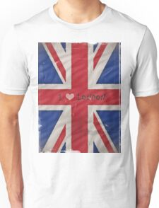 I Love London Unisex T-Shirt