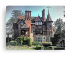 The Five Arrows of Waddesdon (1) Canvas Print