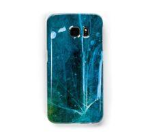 Cosmic Winter - Ice Abstract Samsung Galaxy Case/Skin