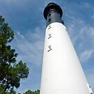 Hunting Island Lighthouse, South Carolina by Kenneth Keifer