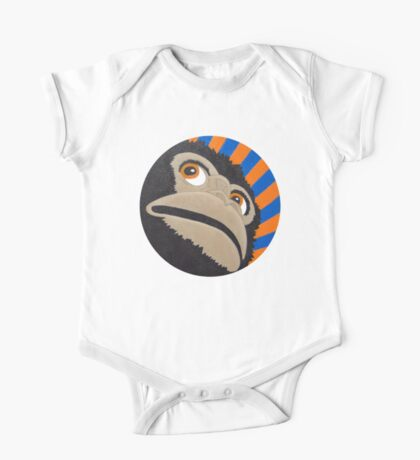 Anxious Gorilla (Painted Edition) Kids Clothes