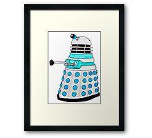 Classic Dalek. Framed Print