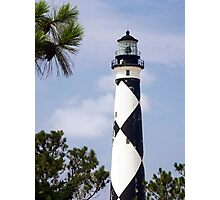 Cape Lookout Lighthouse, North Carolina Photographic Print