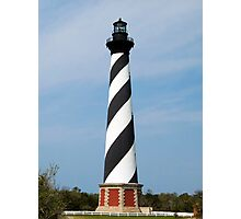 Cape Hatteras Lighthouse, Outer Banks, North Carolina Photographic Print