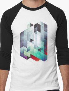 cyld stykk Men's Baseball ¾ T-Shirt