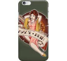 Mal's Ruin iPhone Case/Skin