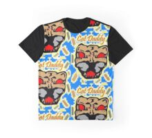 """Cat Daddy"" Graphic T-Shirt"