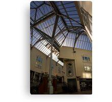 Wigan Arcade 2 Canvas Print