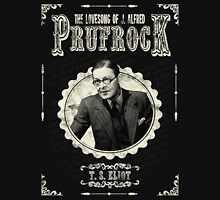 T S Eliot - The Love Song of J Alfred Prufrock Unisex T-Shirt