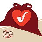 Deerstalker Silhouette  by BakerStBabes
