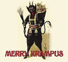 Merry Krampus by PingusTees
