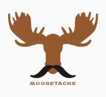 MOOSETACHE Kids Tee