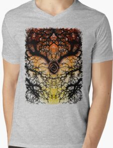 Journey to Carcosa  Mens V-Neck T-Shirt