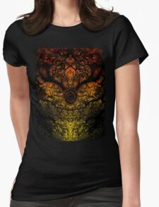 Journey to Carcosa  Womens Fitted T-Shirt