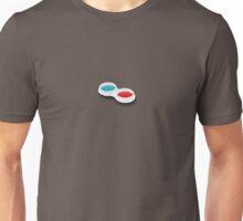 Contact 3D Lenses Unisex T-Shirt
