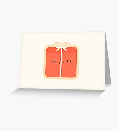 Happy Holidays - Gift Greeting Card