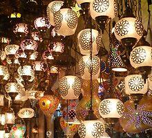 Turkish Lights by Lucas Modrich