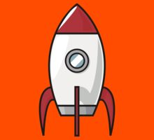 Rocket Ship by Chillee Wilson Kids Clothes