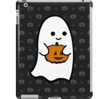 Cute Ghost's Jack o' Lantern iPad Case/Skin