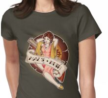 Mal's Ruin Womens Fitted T-Shirt