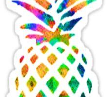 Rainbow Pineapple by trendzz