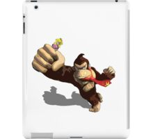 Donkey King-Kong iPad Case/Skin