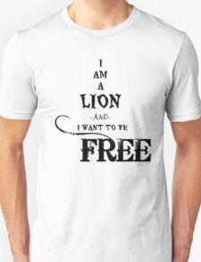 I Am A Lion  Unisex T-Shirt