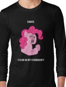 Pinkie Pie Y U NO T-Shirt