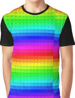 Color Selector by emoc Graphic T-Shirt