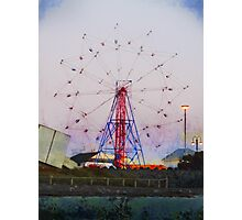 The Carnival Arrives Photographic Print
