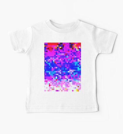 1051 Abstract Thought Baby Tee